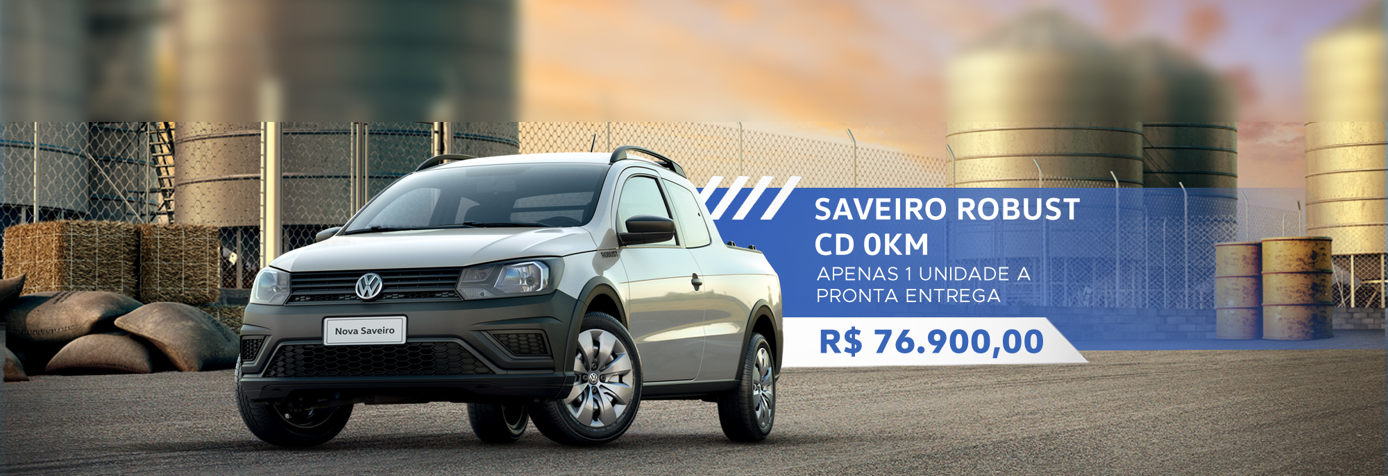 0km Saveiro – Home